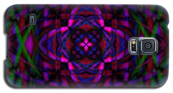Star Flower Galaxy S5 Case by Cherie Duran
