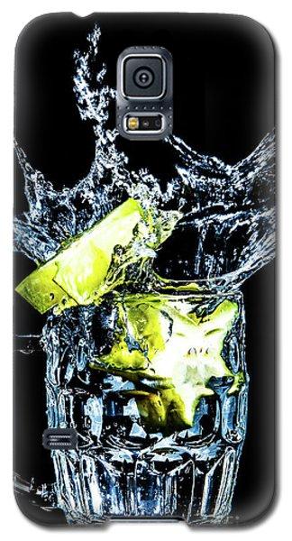 Star Fruit Splash Galaxy S5 Case