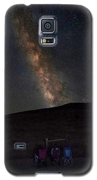 Star Gazing Galaxy S5 Case