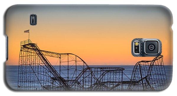 Star Jet Roller Coaster Ride  Galaxy S5 Case