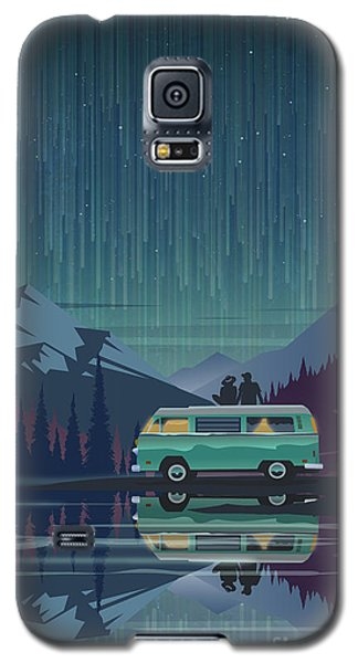 Star Light Vanlife Galaxy S5 Case