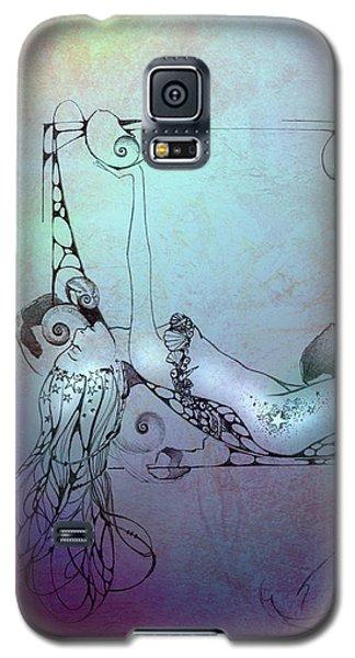 Star Mermaid Galaxy S5 Case