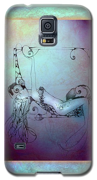 Star Mermaid Galaxy S5 Case