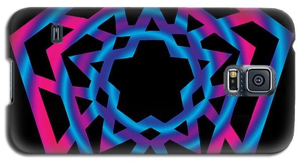 Star Of Enlightenment Galaxy S5 Case