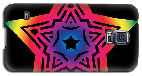 Star Of Gratitude Galaxy S5 Case