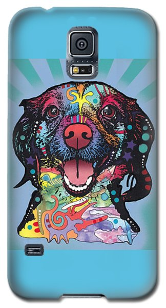 Star Of The Show Galaxy S5 Case by Dean Russo