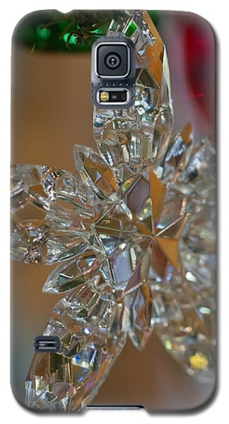 Star Ornament Galaxy S5 Case