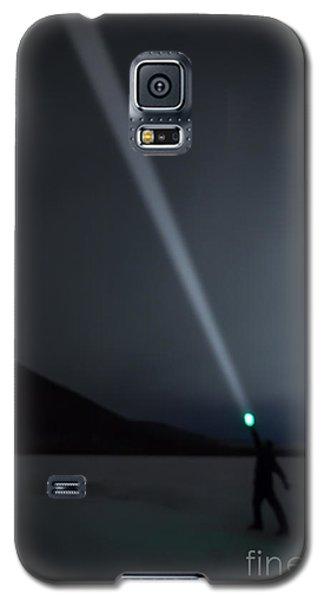 Star Searcher Galaxy S5 Case