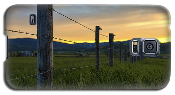 Star Valley Galaxy S5 Case by Chad Dutson