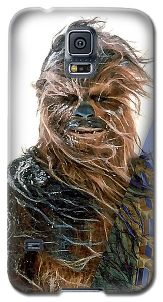 Star Wars Chewbacca Collection Galaxy S5 Case