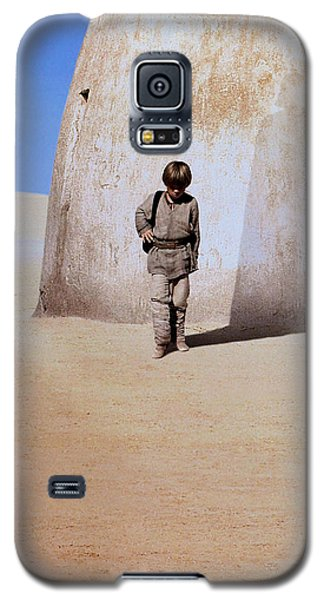 Star Wars Galaxy S5 Case - Star Wars Episode I - The Phantom Menace 1999 7 by Geek N Rock