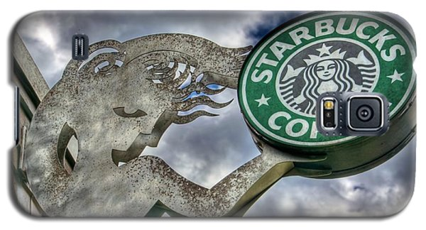 Starbucks Coffee Galaxy S5 Case by Spencer McDonald