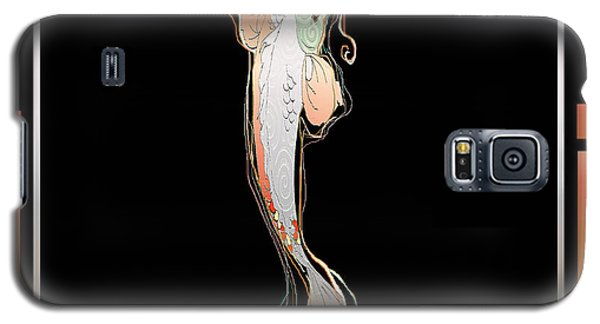 Starcrossed Lovers Galaxy S5 Case