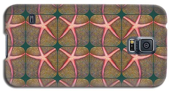 Starfish Pattern Galaxy S5 Case