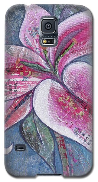 Lily Galaxy S5 Case - Stargazer I by Shadia Derbyshire
