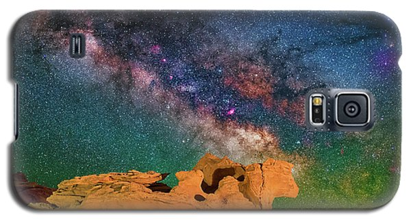 Stargazing Bull Galaxy S5 Case