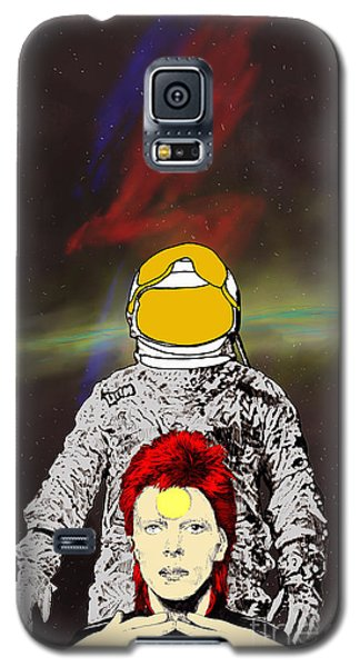 Starman Bowie Galaxy S5 Case by Jason Tricktop Matthews