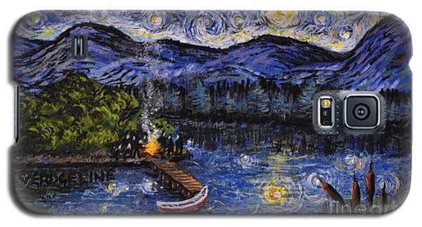 Starry Lake Galaxy S5 Case