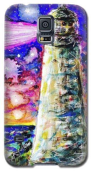 Starry Light Galaxy S5 Case