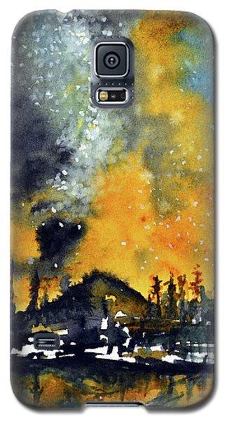 Starry Night Galaxy S5 Case