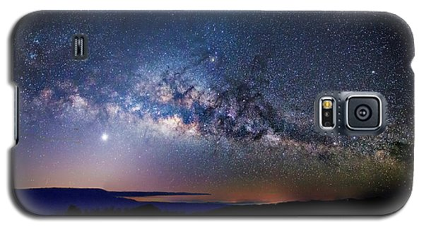 Starry Night Georgian Bay Galaxy S5 Case
