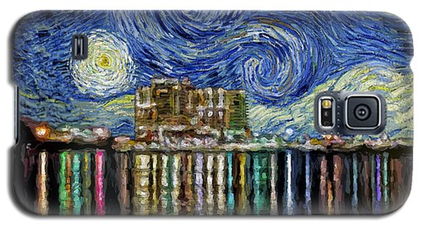 Starry Night In Destin Galaxy S5 Case