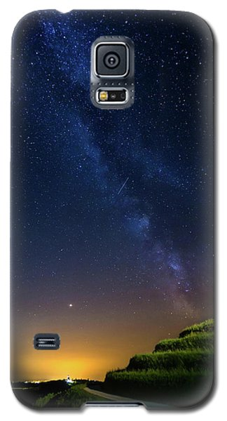 Starry Sky Above Me Galaxy S5 Case
