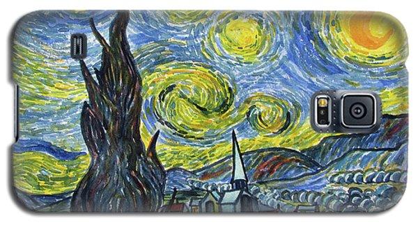 Starry, Starry Night Galaxy S5 Case