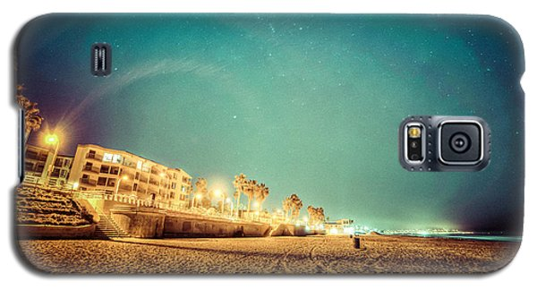 Starry Starry Pacific Beach Galaxy S5 Case