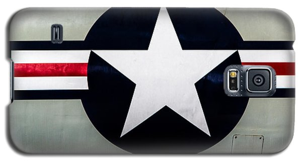 Stars And Bars Galaxy S5 Case