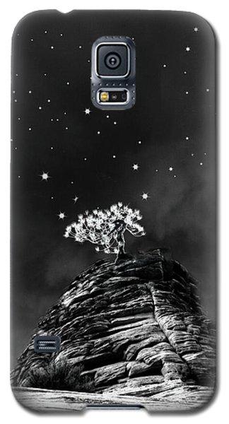 Stars At Night Galaxy S5 Case
