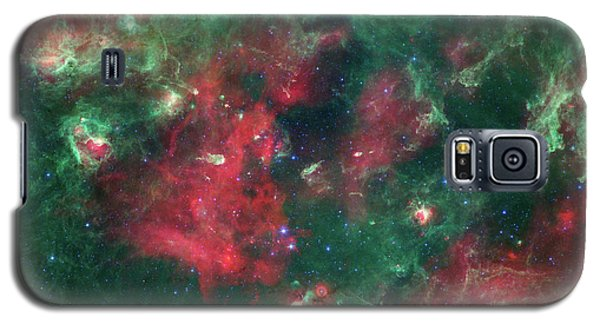 Galaxy S5 Case featuring the photograph Stars Brewing In Cygnus X by Nasa