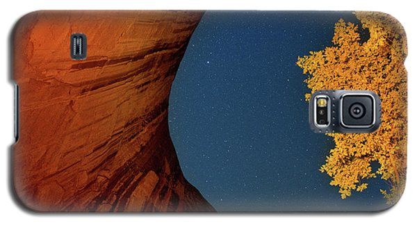 Stars Over Canyon Galaxy S5 Case