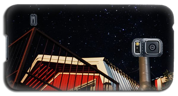 Stars Over Gila Cottage Galaxy S5 Case