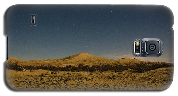 Stars Over Kelso Dunes Galaxy S5 Case