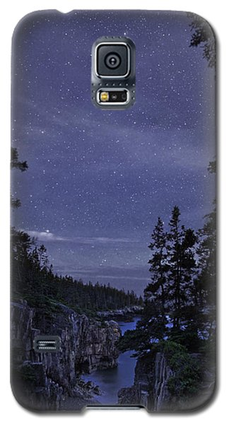 Stars Over Raven's Roost Galaxy S5 Case