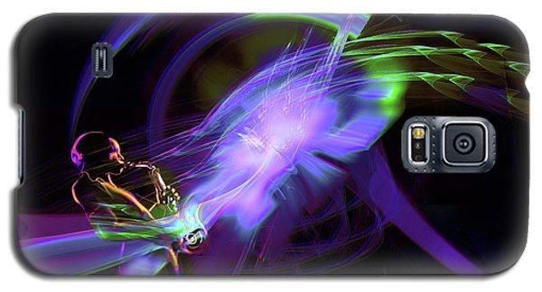 Starship Saxophone Galaxy S5 Case
