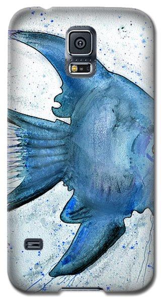 Startled Fish Galaxy S5 Case by Walt Foegelle