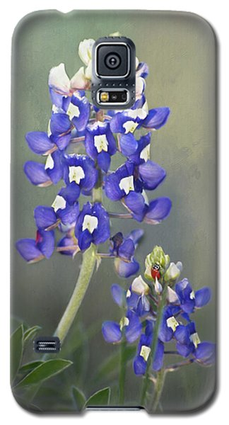 Galaxy S5 Case featuring the photograph State Flower Of Texas by David and Carol Kelly