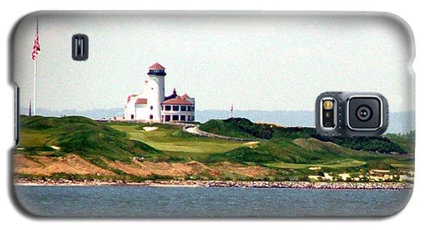 Staten Island Galaxy S5 Case by Judi Saunders