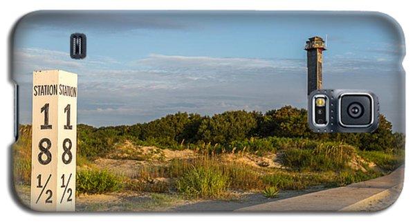 Station 18 1/2 On Sullivan's Island Galaxy S5 Case