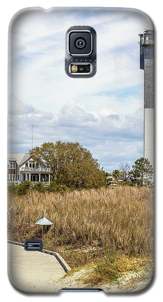 Station 18 On Sullivan's Island, Sc Galaxy S5 Case