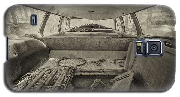 Station Wagon Galaxy S5 Case