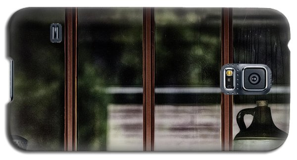 Galaxy S5 Case featuring the photograph Station Window by Brad Allen Fine Art