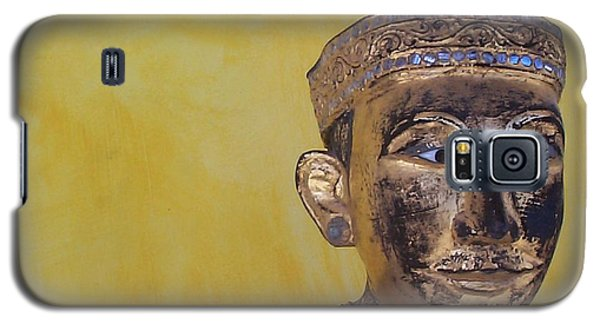 Galaxy S5 Case featuring the photograph Statue by Mary-Lee Sanders