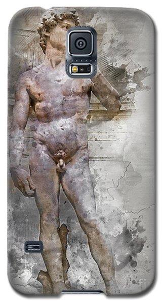 Statue Of David Galaxy S5 Case