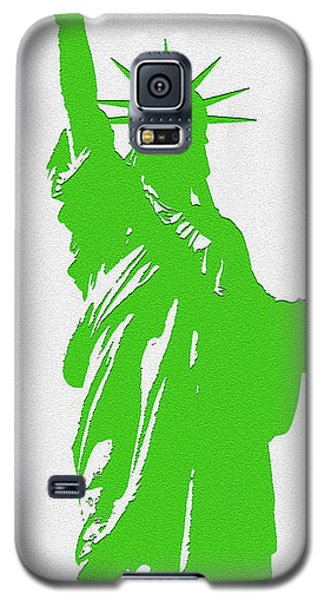 Statue Of Liberty No. 9-1 Galaxy S5 Case
