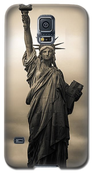 Statute Of Liberty Galaxy S5 Case