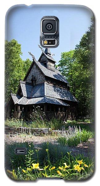 Stavkirke Church Galaxy S5 Case
