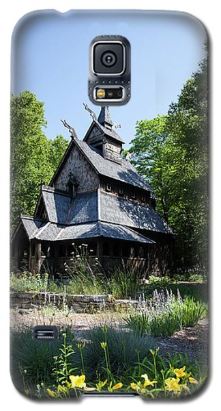 Stavkirke Church Galaxy S5 Case